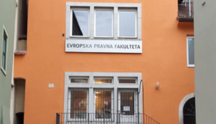 Evropska pravna fakulteta