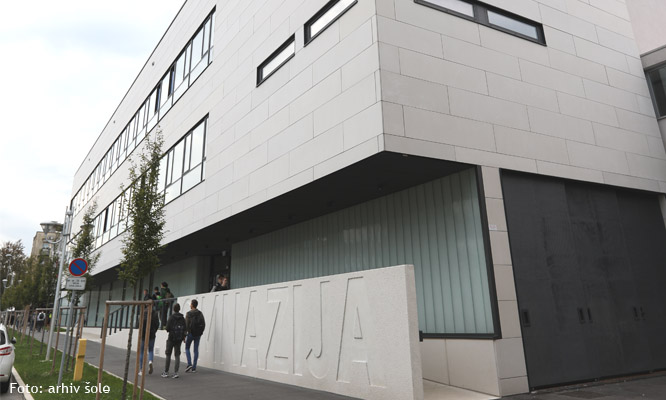 Gimnazija Nova Gorica