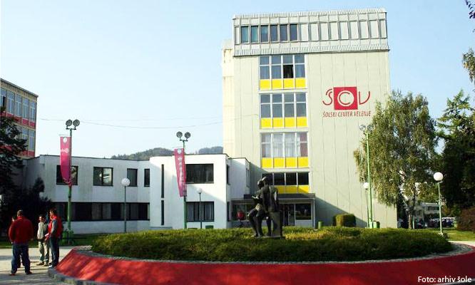 Šolski center lenje, Strojna šola Velenje, Višja strokovna šola