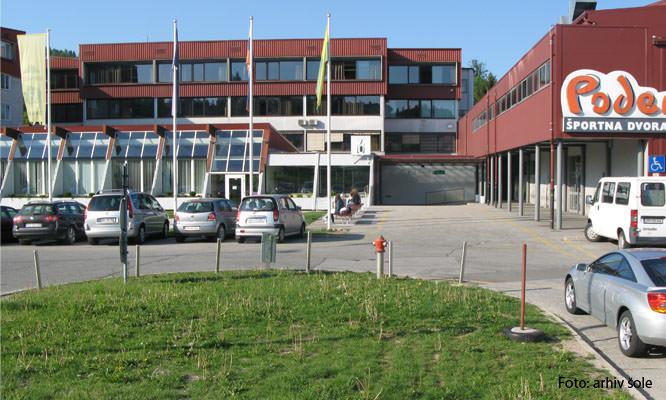 Srednja šola za lesarstvo Škofja Loka, Dijaški dom Škofja Loka
