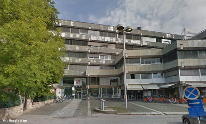 B2 visoka šola, Višja strokovna šola Ljublja