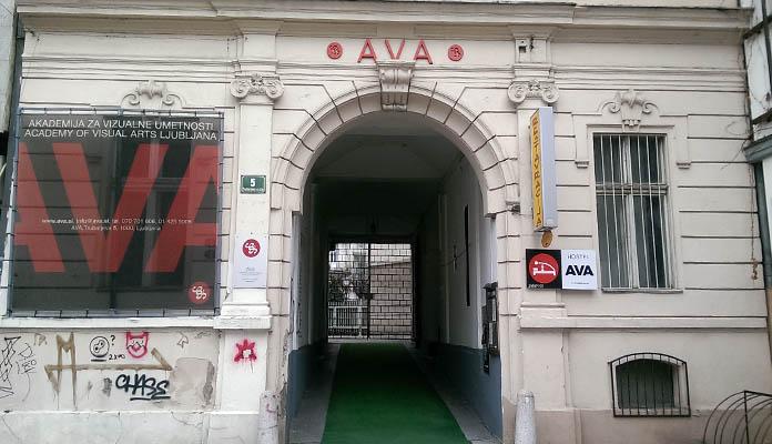 Akademija za vizualne umetnosti AVA